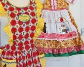 CARRIE'S Custom Family Order of Goldilocks & 3 Bears