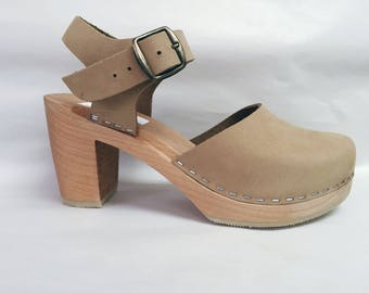 Design your Own Super High Heel Mary jane with buckled ankle strap