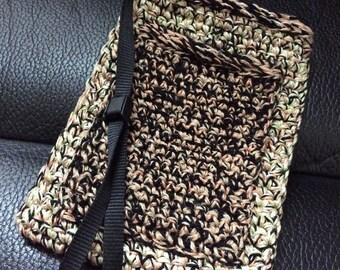 Boho Bag Phone Case Handmade Bag