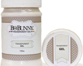 Bo Bunny Transparent Gel