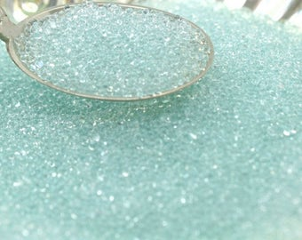Clear - Glass Deco Beads Beads jewelry beads art beads crafting beads clear beads scrapbook - 311-3005