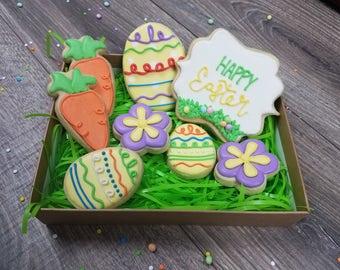 Easter Sugar Cookie Gift Set- 8 Cookies