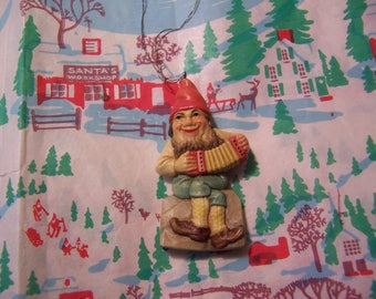 collectable anri italy gnome ornament 2