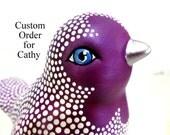 Custom Order for Cathy Soap dispenser & Tissue Box