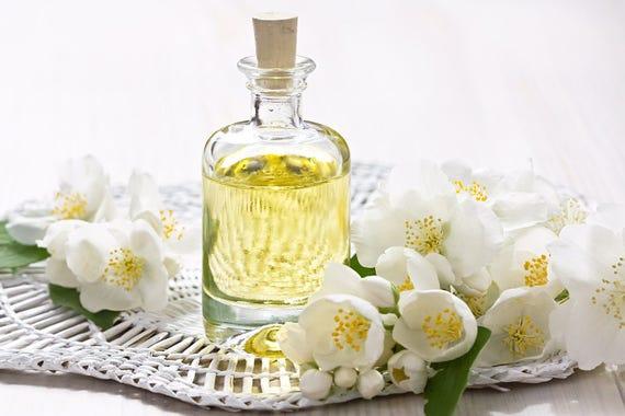 NEROLI GOLD Botanical Perfume ~ Moroccan Neroli & Egyptian Orange Blossom ~ nectarous Neroli, honeyed citrus and floral notes ...with a glow