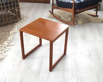 Danish Modern Side Tables (Set of 2)