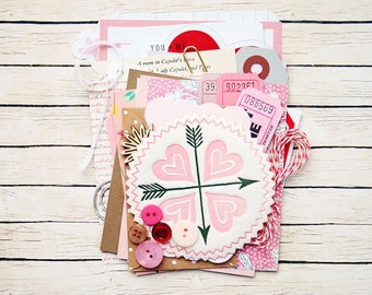 I Love You -- DIY Papercrafting Kit