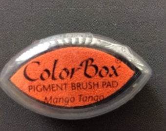 Mango Tango Color Box Pigment Brush Pad