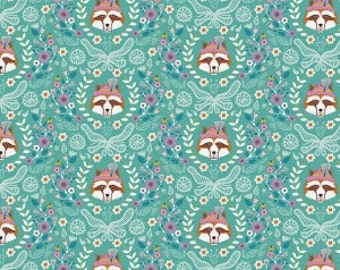 Vienna Main Green   - By Andrea Mueller of Jolijou for Riley Blake Fabrics - You Select the Size