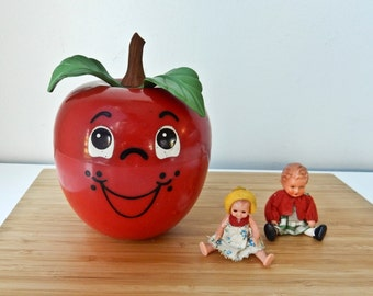 Fisher Price Apple, Toy Apple, Fisher Price Toddler Toy