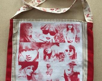 Taylor Swift tshirt bag