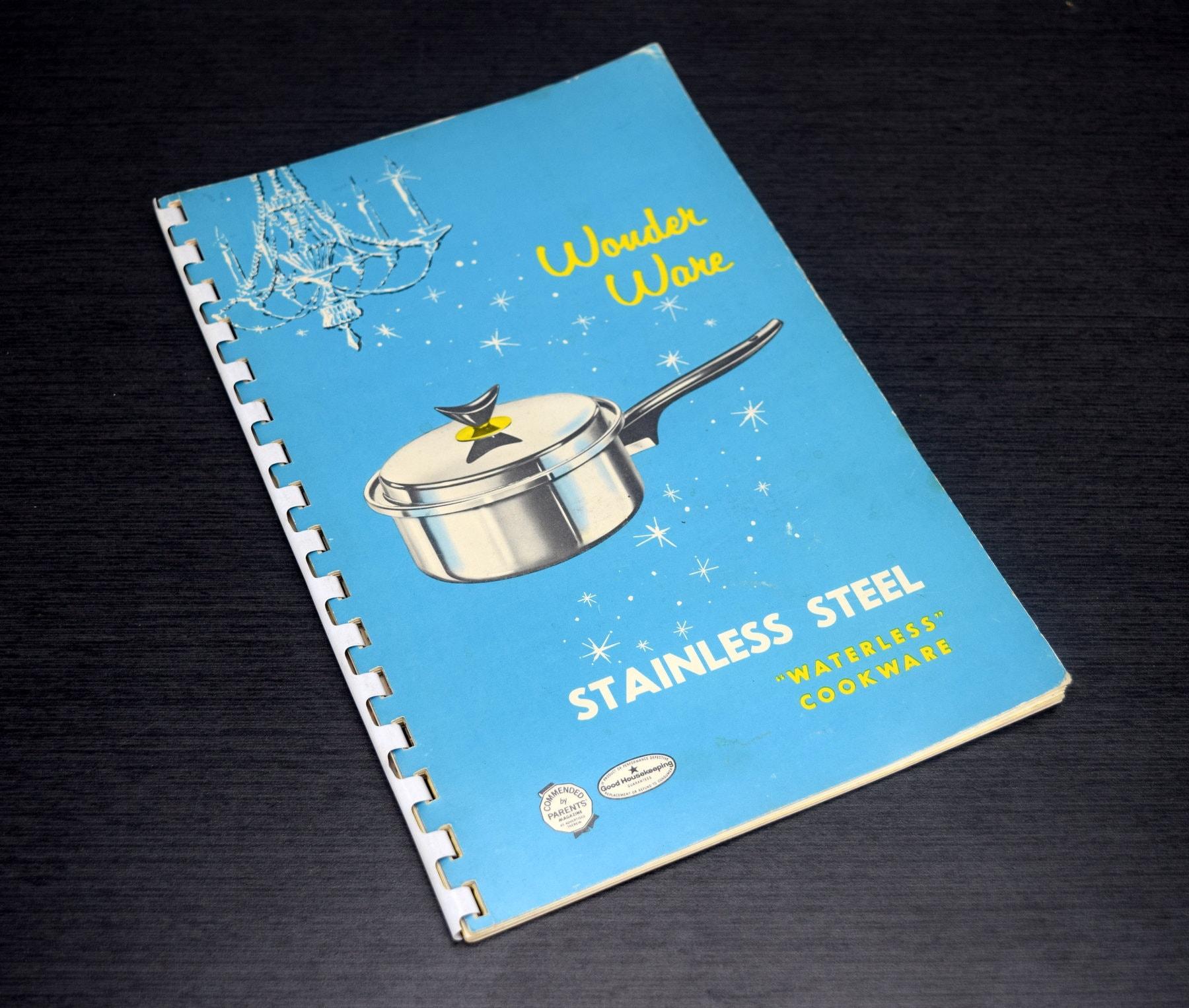 Waterless cookware recipe book besto blog for Kitchen craft cookware reviews