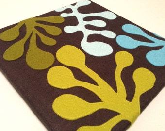 Kelp of Kilroy  Textile Wall Hanging