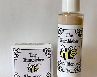 Shampoo & Conditioner Set - Free shipping