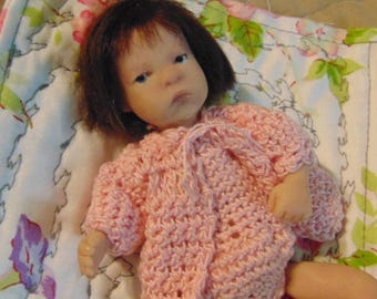 OOAK Doll 6 inches Alice