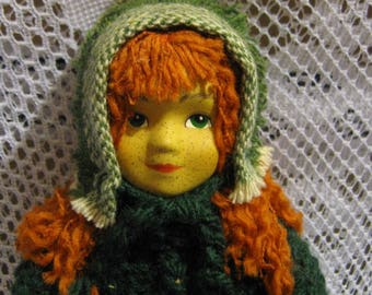 Si Og Irish Collectible Doll - Rathkeale Co. Limerick, Ireland