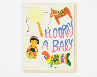 Baby Toys Card