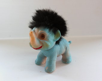 Vintage Japan Toy Troll Elephant Uglies From 1960's