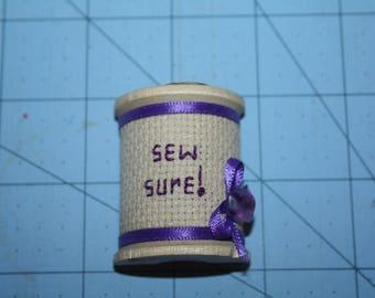 Sew Sure Spoolits Refrigerator Magnet
