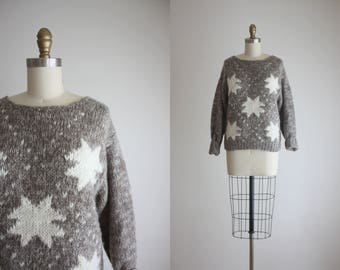 starry night sweater