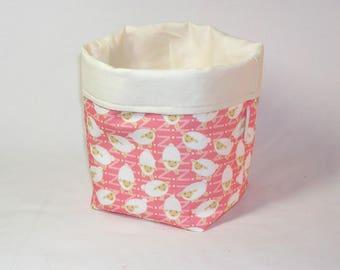 Mini LambZee's on Pink Tater Tot