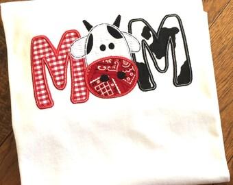 Mom Farm tee, Personalized barnyard shirt, Mom barn Shirt,Dad Barn Shirt, Barnyard Birthday