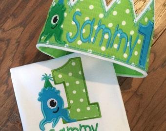 Monster Birthday Set