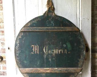 Antique German Breadboard