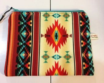 Southwestern cosmetic bag your choice of two  Christmas gifts