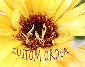 Custom Order For S