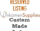 Custom Supplies