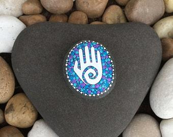 Healing Hand Beach Rock with Bonus