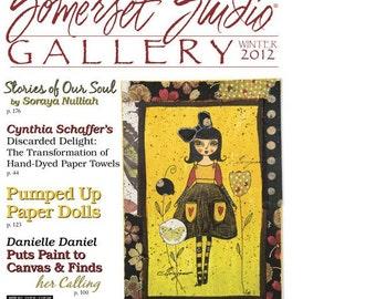 Somerset Studio Gallery Winter 2012