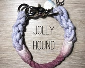 8mm Ombré Rope Collar