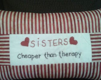 Sisters Cheaper Than Therapy