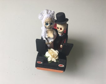 """Shop """"dia de los muertos couple"""" in Bags & Purses"""