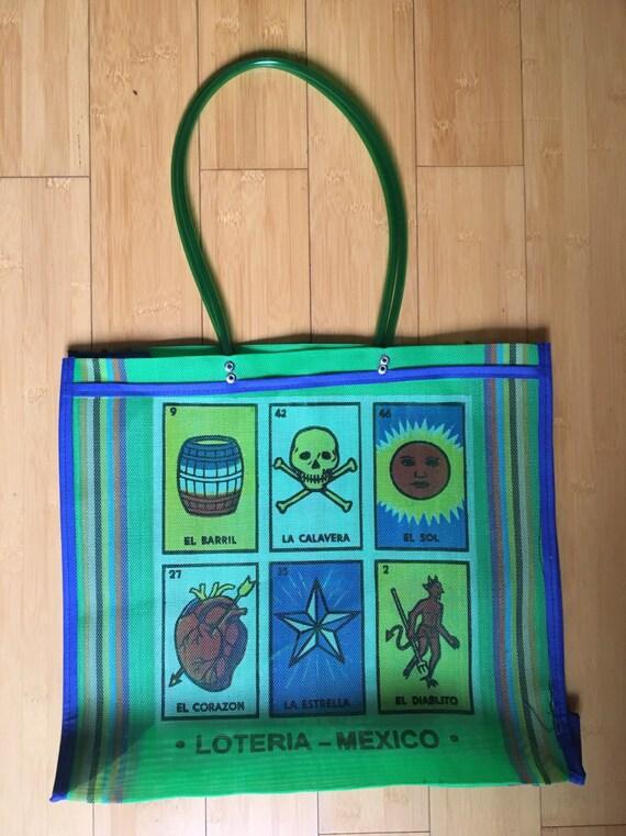 Mexican Mercado Bag medium size ECONOMY lot of by ...   Chalupa Mexican Mercado Bags