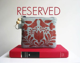 RESERVED for BLU SNOBS