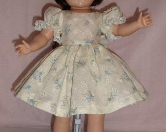 """Dress and Panties for 20"""" Raving Beauty Doll"""