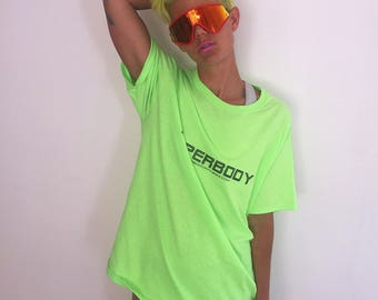 Blacklight friendly HyperBody Tee L