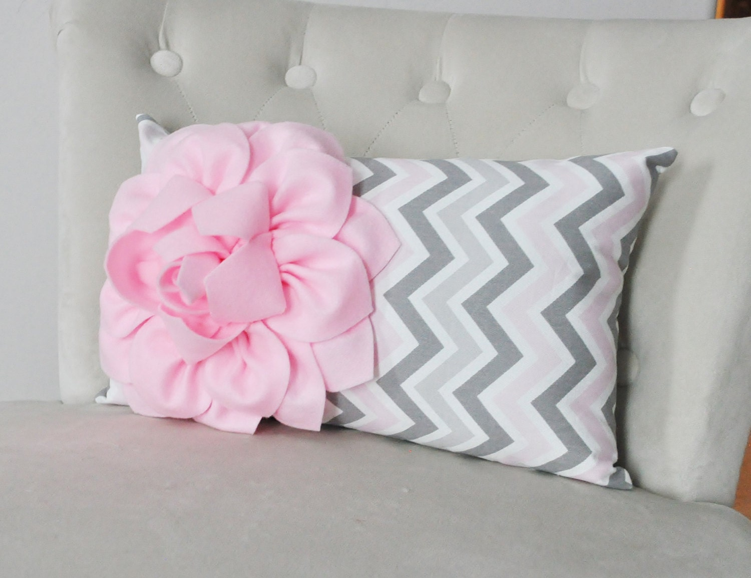 Light Pink Pillow Cover Pink Decorative Throw Pillow Cover