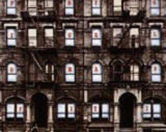 Led Zeppelin VG++ vinyl - Physical Graffitti - Double Album Set - Lp in VG+ Condition