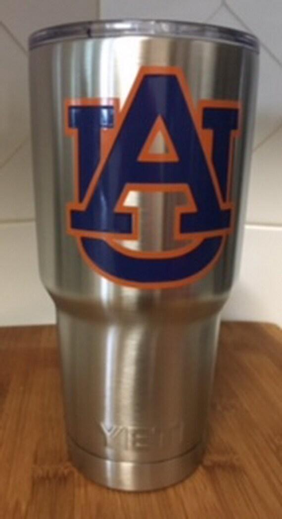 Auburn University Yeti Tumbler
