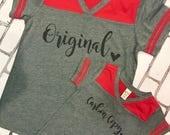 Original and carbon copy shirt set - mommy and me set - parenting shirt - adorable - cute shirt - mom and kid set - matching shirts