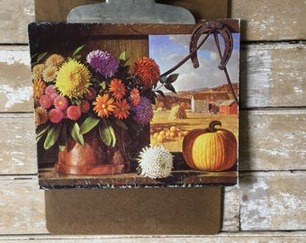 Vintage Fall Print