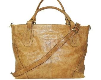 Tan Leather Tote Leather Tote Leather Tote Bag Leather Tota bag Leather Tote Leather Tote Leather Tote Bag Leather Totes Bag Tan, NORA XL!