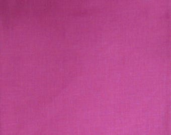 European Linen Fuscia multipurpose fabric