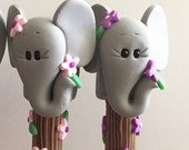 Special Order for Karen Mermaids Elephants and Her New Pup