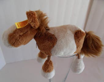 Steiff Pony horse all Ids very funny 2004