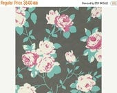 On Sale Chloe Rose Vine in Sky by Tanya Whelan  - 1 Yard